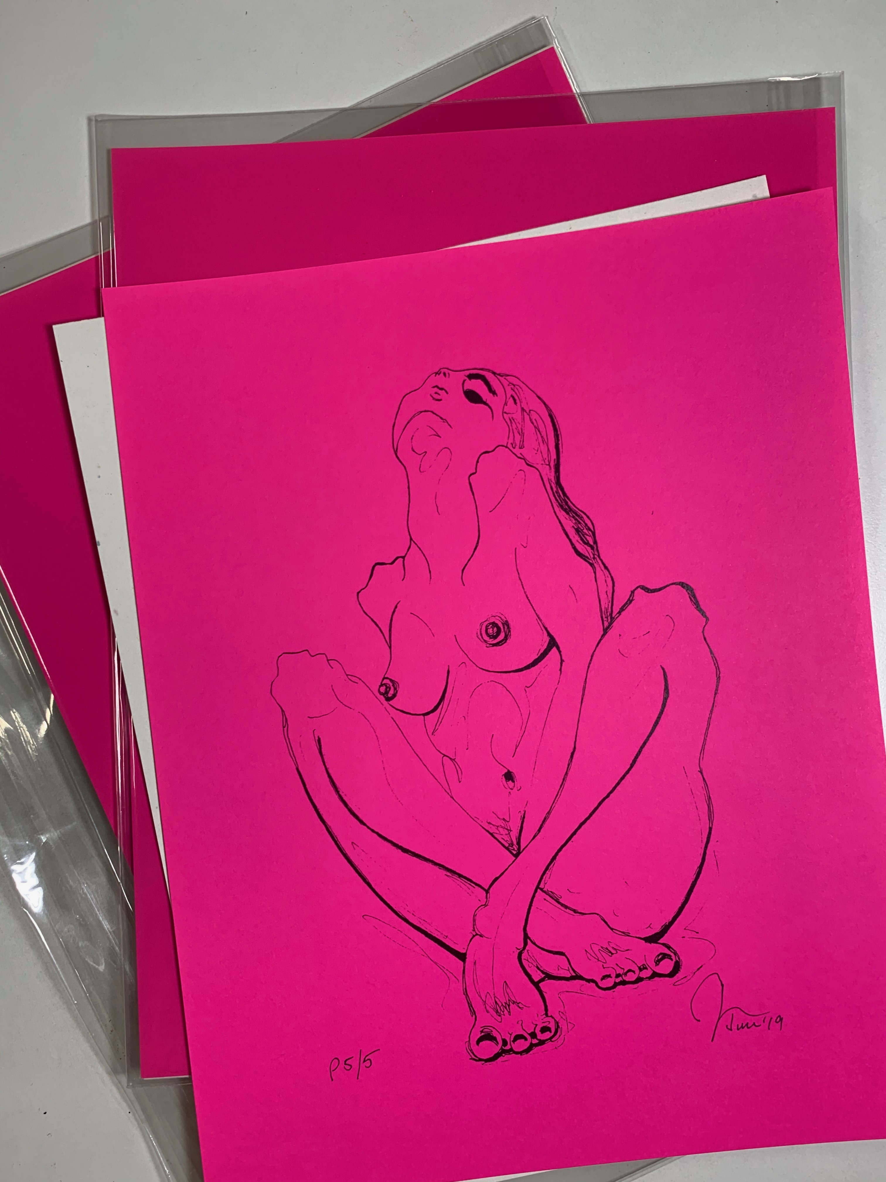 Upwards Energy Hot Pink for sale